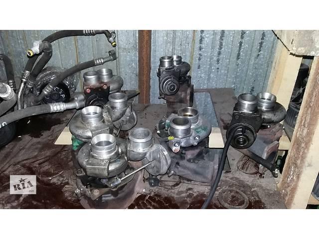 купить бу Б/у Детали двигателя Турбина Volkswagen Crafter Фольксваген Крафтер 2.5 TDI BJK/BJL/BJM (80кВт,100кВ,120 кВт) 2006-2010 в Луцке