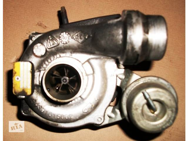 продам Б/у Детали двигуна Турбіна Турбина Renault Kangoo Кенго 1,5 DCI К9К 78кВт 2008-2012 бу в Луцке