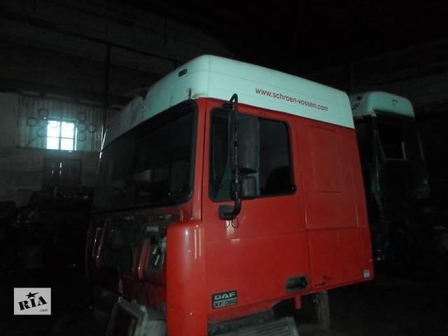 бу б/у Детали кузова, Бампер передний ДАФ DAF XF95 380 Евро3 2003г в Рожище