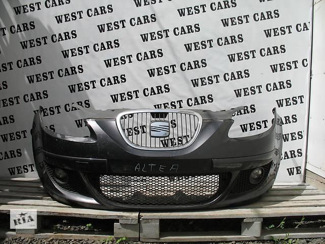 б/у Детали кузова Бампер передний Легковой Seat Altea 2006- объявление о продаже  в Луцке