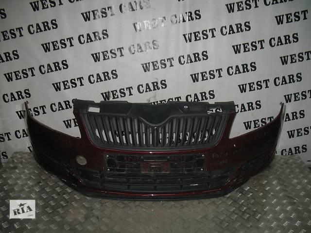 б/у Детали кузова Бампер передний Легковой Skoda Fabia 2010- объявление о продаже  в Луцке