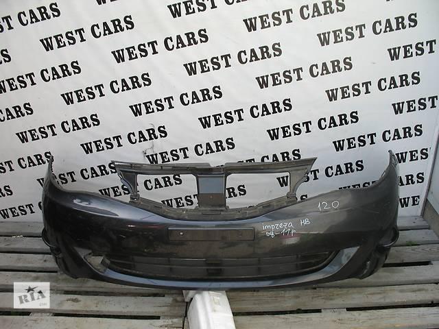 купить бу б/у Детали кузова Бампер передний Легковой Subaru Impreza Hatchback 2008 в Луцке