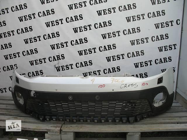 продам б/у Детали кузова Бампер передний Легковой Volkswagen Cross Polo бу в Луцке