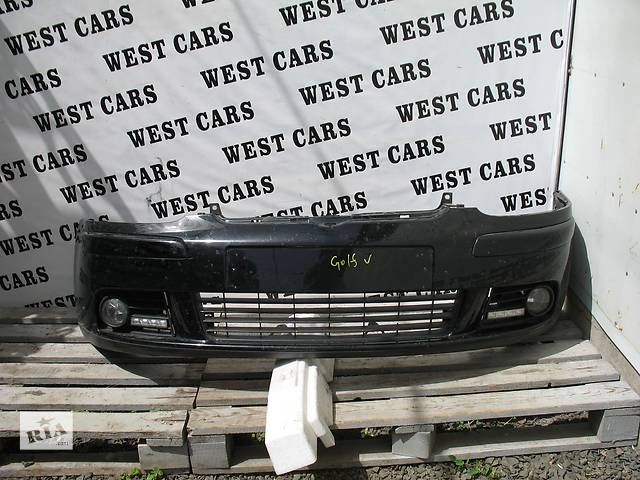 купить бу б/у Детали кузова Бампер передний Легковой Volkswagen Golf V в Луцке