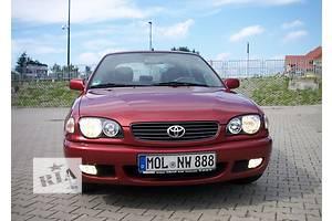 б/у Фары Toyota Corolla