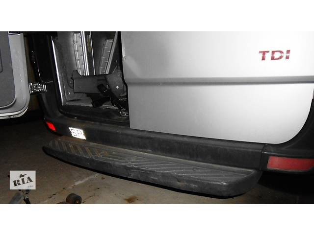 купить бу Б/у Детали кузова Бампер задний Автобусы Mercedes Sprinter Мерседес Спринтер Спрінтер, W906 2006-2012г.г. в Луцке