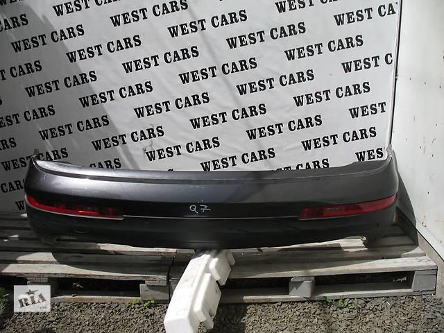 продам б/у Детали кузова Бампер задний Легковой Audi Q7 бу в Луцке