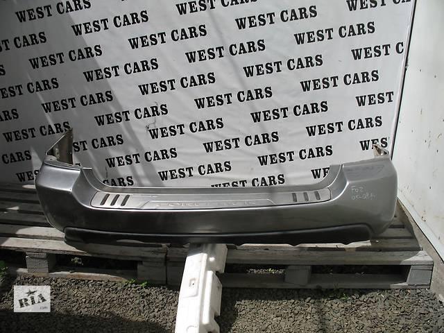 продам б/у Детали кузова Бампер задний Легковой Subaru Forester 2006 бу в Луцке