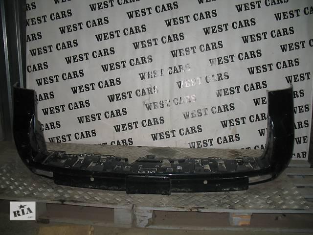 бу б/у Детали кузова Бампер задний Легковой Toyota Land Cruiser Prado 150 в Луцке