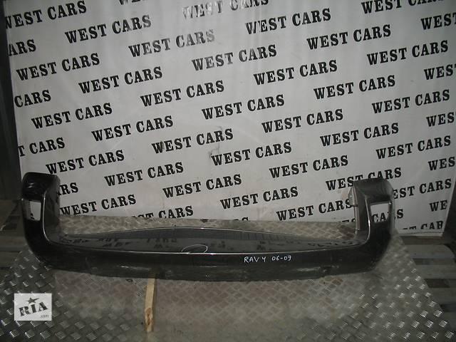 продам б/у Детали кузова Бампер задний Легковой Toyota Rav 4 2008 бу в Луцке