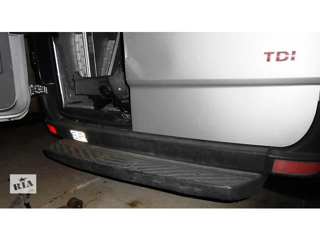 купить бу Б/у Детали кузова Бампер задний Volkswagen Crafter Фольксваген Крафтер 2.5 TDI 2006-2010 в Луцке