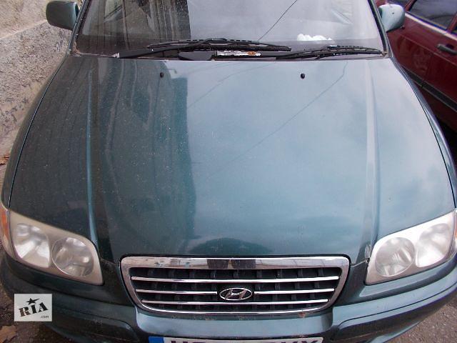 продам Б/у Капот Hyundai Trajet бу в Стрые