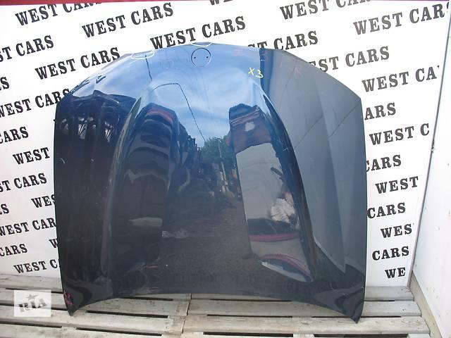 бу б/у Детали кузова Капот Легковой BMW X3 2011 в Луцке