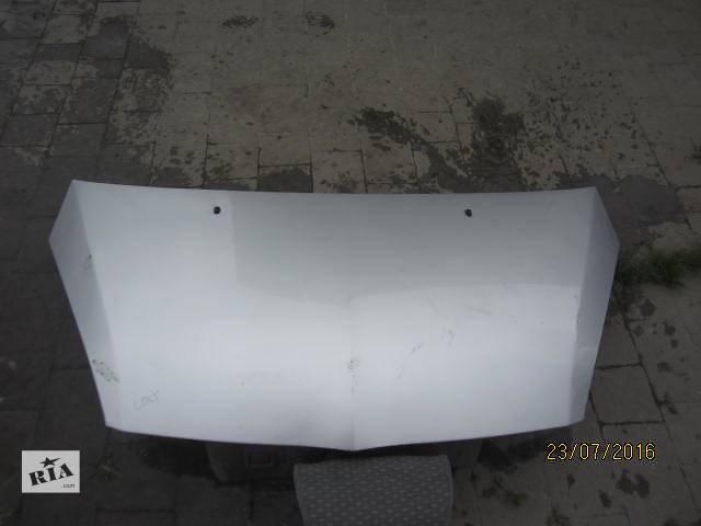 б/у Детали кузова Капот Легковой Mitsubishi Colt 2006- объявление о продаже  в Львове