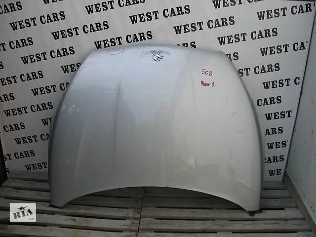 купить бу б/у Детали кузова Капот Легковой Peugeot 508 в Луцке