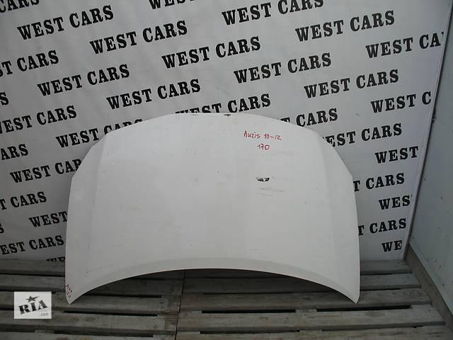 продам б/у Детали кузова Капот Легковой Toyota Auris 2011 бу в Луцке