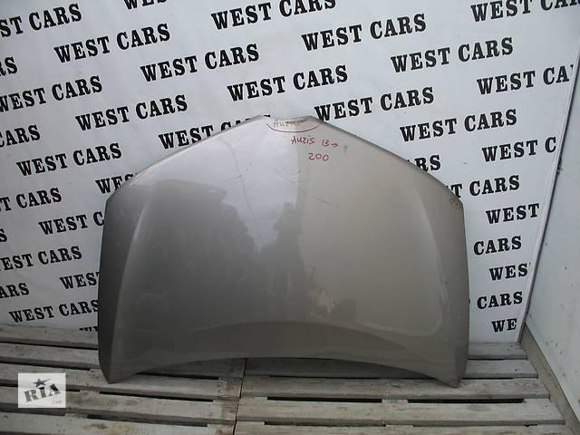купить бу б/у Детали кузова Капот Легковой Toyota Auris 2013 в Луцке