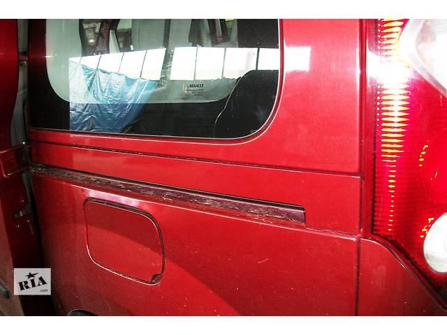 купить бу Б/у Детали кузова Лючок бензобака Renault Kangoo Рено Кенго Канго 2008-12 1,5 DCI в Луцке