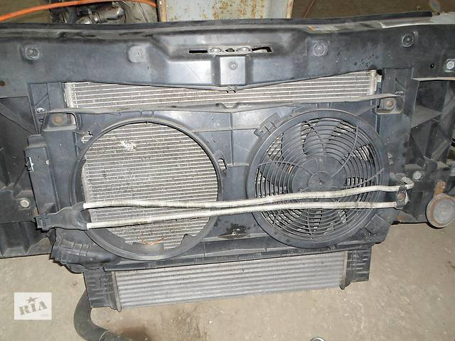 бу Б/у Детали кузова Панель передняя Окуляр Телевизор Volkswagen Crafter Фольксваген Крафтер 2.5 TDI 2 в Луцке