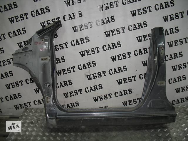 бу б/у Детали кузова Порог Легковой Toyota Yaris 2007 в Луцке