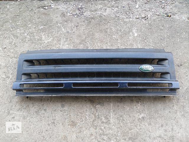 б/у Решётка бампера Land Rover Freelander- объявление о продаже  в Стрые