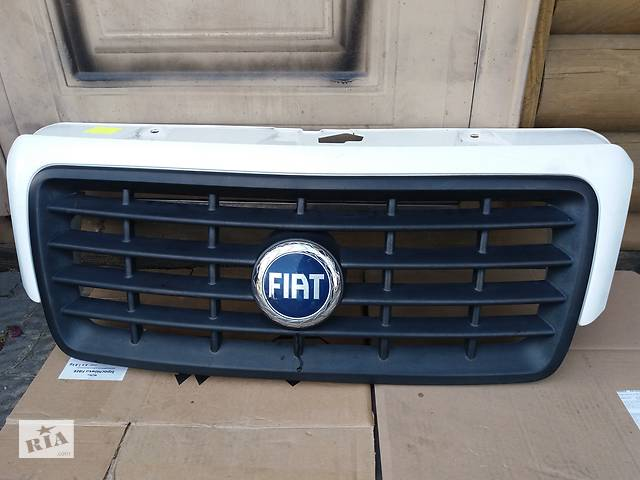 бу Решётка радиатора Fiat Scudo  в Ковеле