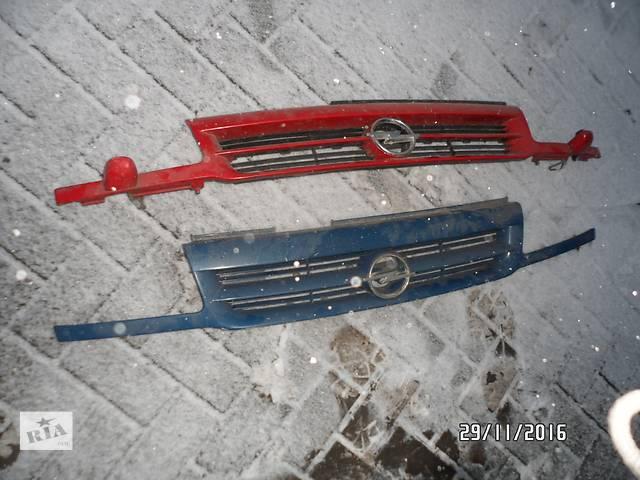 продам б/у Детали кузова Решётка радиатора Легковой Opel Astra F бу в Умани