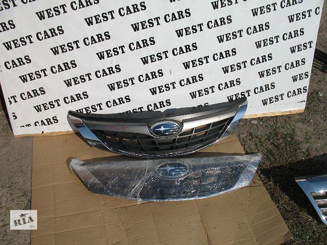 продам б/у Детали кузова Решётка радиатора Легковой Subaru Impreza Hatchback 2008 бу в Луцке