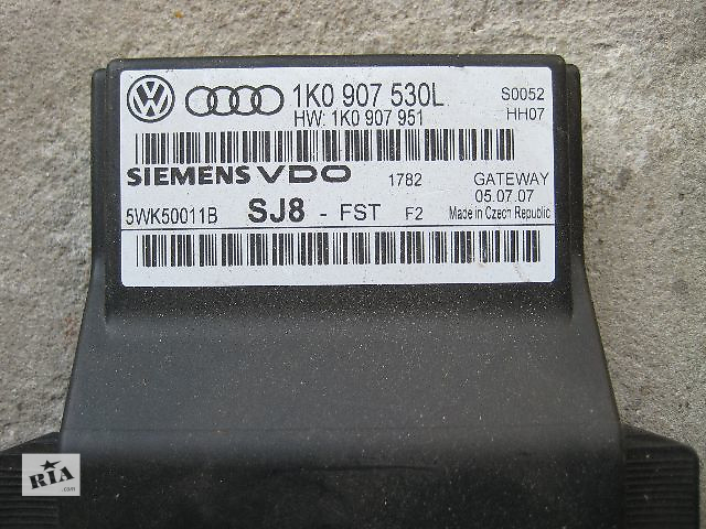 продам Б/у антенна/усилитель для легкового авто Volkswagen Caddy бу в Яворове (Львовской обл.)