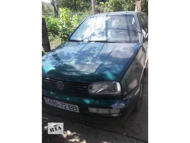 бу Volkswagen Golf III в Арцизе