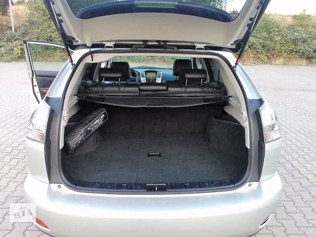 Б/у днище багажника для кроссовера Lexus RX- объявление о продаже  в Киеве