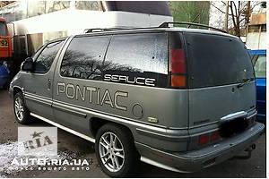 б/у Днища салона Pontiac Trans Sport