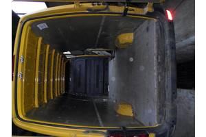 б/у Днища салона Volkswagen Crafter груз.