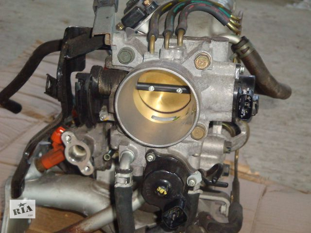 продам Б/у дросельная заслонка 1.6 бенз  Mitsubishi Lancer 2006 бу в Львове