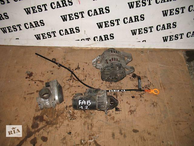 Б/у дросельная заслонка/датчик для легкового авто Skoda Fabia 2004- объявление о продаже  в Луцке