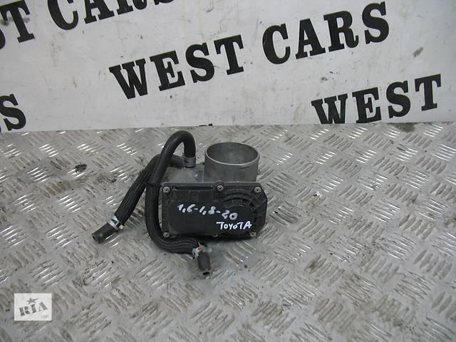бу Б/у дросельная заслонка/датчик для легкового авто Toyota Auris в Луцке