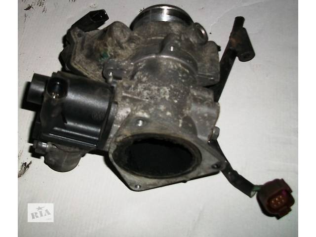 купить бу Б/у Дросельная заслонка, клапан EGR для Volkswagen Crafter Фольксваген Крафтер 2.5 TDI 2006-2010 в Рожище