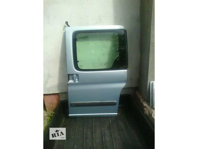 купить бу Б/у дверь боковая сдвижная для легкового авто Citroen Berlingo 2 в Ковеле
