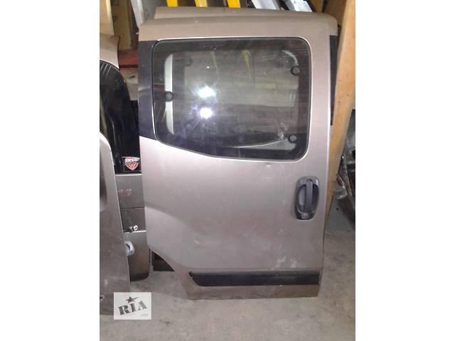 продам Б/у дверь боковая сдвижная для легкового авто Citroen Nemo бу в Ковеле