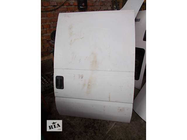 бу Б/у дверь боковая сдвижная для легкового авто Fiat Scudo в Стрые