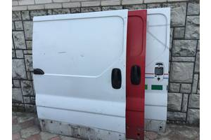 б/у Двери боковые сдвижные Opel Vivaro груз.