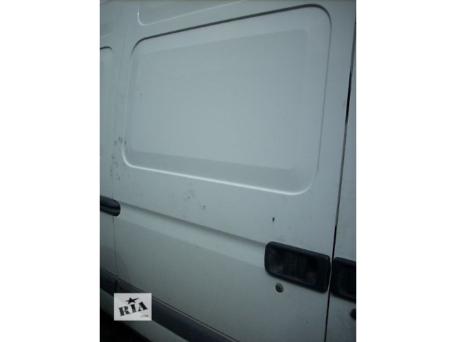 Б/у дверь боковая сдвижная для легкового авто Renault Master 2001- объявление о продаже  в Тернополе