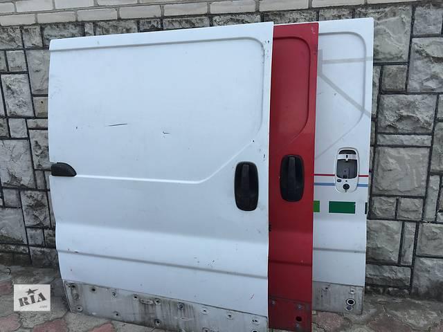 Б/у дверь боковая сдвижная для легкового авто Renault Trafic- объявление о продаже  в Ковеле