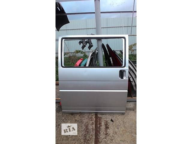 бу Б/у дверь боковая сдвижная для легкового авто Volkswagen T4 (Transporter) в Яворове (Львовской обл.)