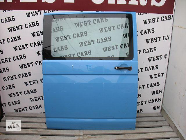 Б/у дверь боковая сдвижная для легкового авто Volkswagen T5 (Transporter)- объявление о продаже  в Луцке