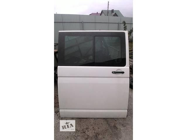 купить бу Б/у дверь боковая сдвижная для легкового авто Volkswagen T5 (Transporter) в Яворове (Львовской обл.)