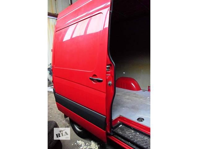 бу Б/у Дверь боковая сдвижная для микроавтобуса Volkswagen Crafter Фольксваген Крафтер в Рожище