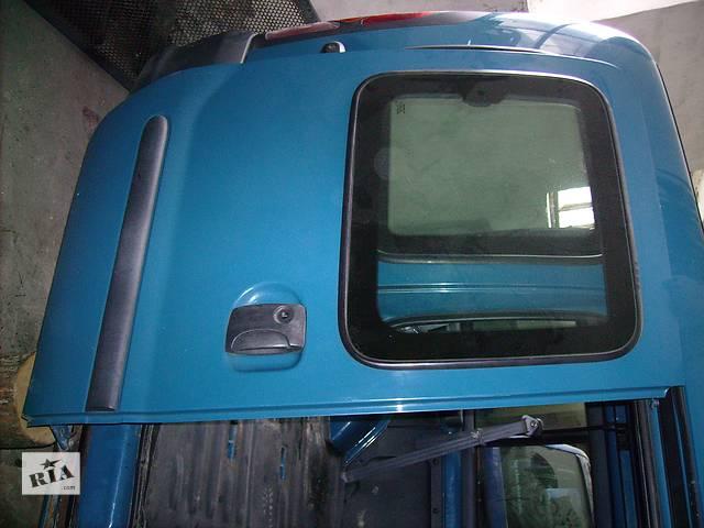 Б/у дверь боковая сдвижная для минивена Renault Kangoo- объявление о продаже  в Ковеле