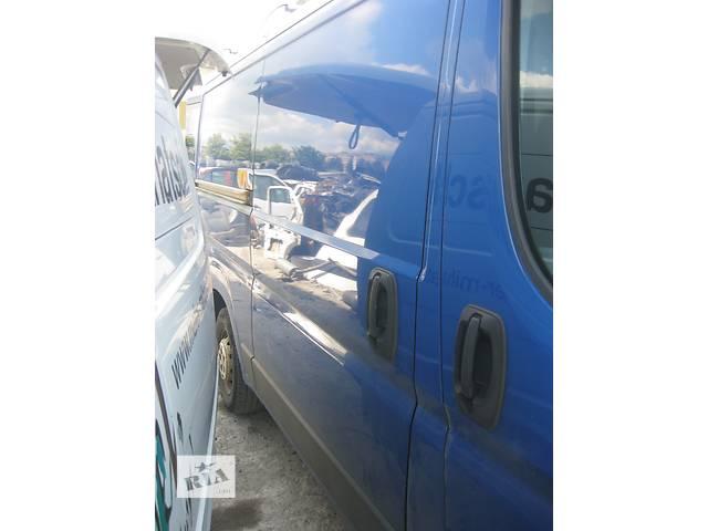 продам Б/у дверь боковая сдвижная Fiat Ducato 2006- бу в Ровно