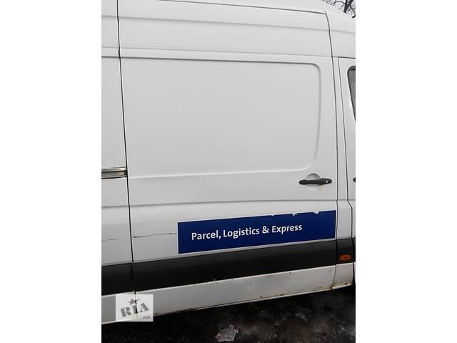 Б/у дверь боковая сдвижная Фольксваген Крафтер Volkswagen Crafter 2006-10гг.- объявление о продаже  в Ровно